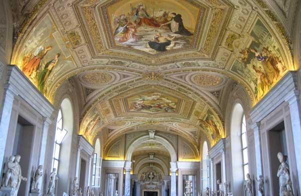 Vatikanmuséerna