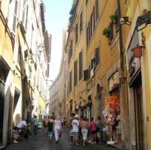 Romantiska Rom