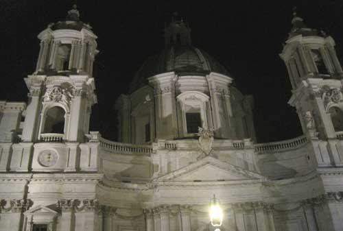 Piazza Navone i Rom