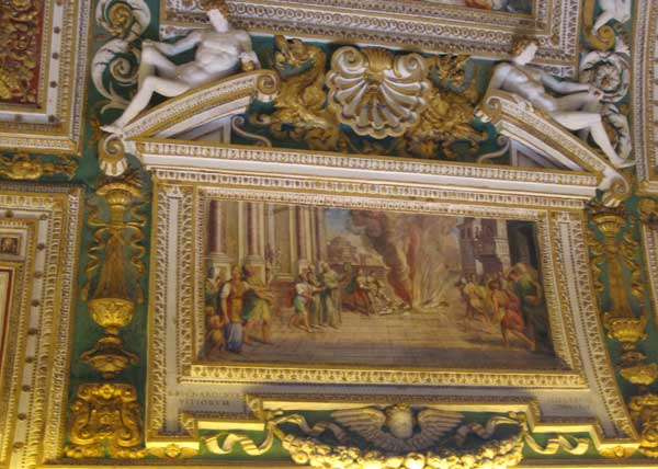 Vatikanmuseet håller förmodligen Roms mest intressanta sevärdheter!